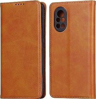 Flip Case Cover för Huawei Nova 8 5G (kaki)