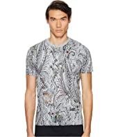 Etro - All Over Paisley Print T-Shirt