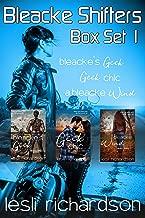 Bleacke Shifters Box Set 1: Books 1-3 (Bleacke's Geek, Geek Chic, A Bleacke Wind) (English Edition)