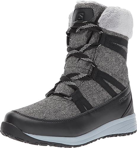 SALOMON Heika CS WP, Chaussures d'escalade Femme