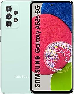 Samsung Smartphone Galaxy A52s 5G con Pantalla Infinity-O FHD+ de 6,5 Pulgadas, 6 GB de RAM y 128 GB de Memoria Interna Am...