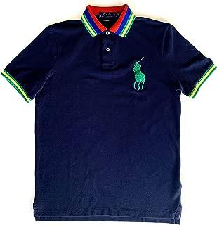 Polo Classic Fit Big Pony Mesh Polo Shirt