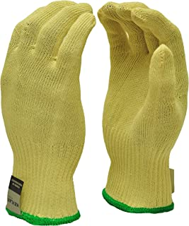 G & F 1678XL Cut Resistant Work Gloves, 100-Percent Kevlar Knit Work Gloves, Make by DuPont Kevlar, Protective Gloves to Secure Your hands from Scrapes, Cuts in Kitchen, Wood Carving, Carpentry and De