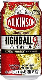 ウィルキンソン・ハイボール缶 [ ウイスキー 日本 350ml×24本 ]