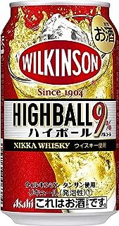 ウィルキンソン・ハイボール [ ウイスキー 日本 350ml×24本 ]