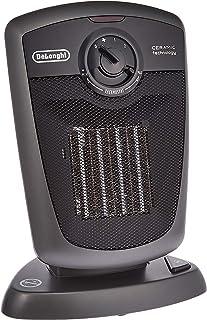 デロンギ(DeLonghi) セラミック ファンヒーター (首振り&送風機能付き) 【3~8畳用】 DCH4530J-M
