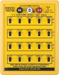 Best capacitor substitution box Reviews