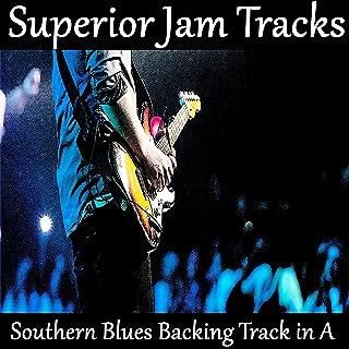 rockin blues backing track