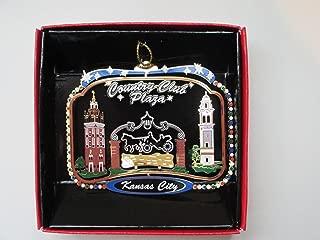 Kansas City Christmas ORNAMENT Country Club Plaza Missouri State Souvenir Gift