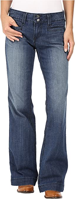 5984dd81cdb6e Bluebell. 209. Ariat. Trouser Ella Jeans in Bluebell