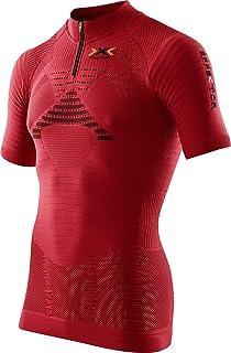 Camiseta M/C Zip Up Trail Running Effektor Hombre - Camisetas Hombre