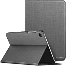 Infiland Samsung Galaxy Tab S5e 10.5 Case, Multiple Angle Stand Cover Compatible with Samsung Galaxy Tab S5e 10.5 Inch Model SM-T720/SM-T725 2019 Release (Auto Wake/Sleep), Gray