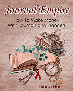 create a journal to sell