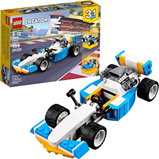 LEGO Creator 6210166 Extreme Engines 31072 Building Kit (109 Piece)