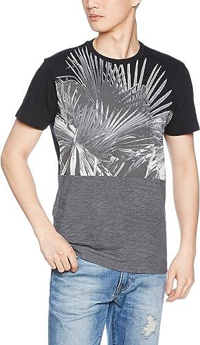 DIESEL T-Shirt T-Diego-NI - 00SWZB OHAOE T-Diego - XXL
