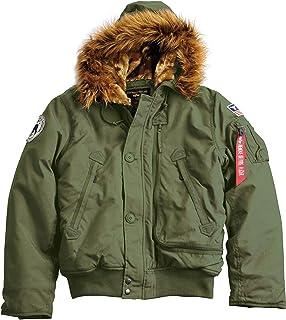 ALPHA INDUSTRIES Men's Polar Jacket Sv