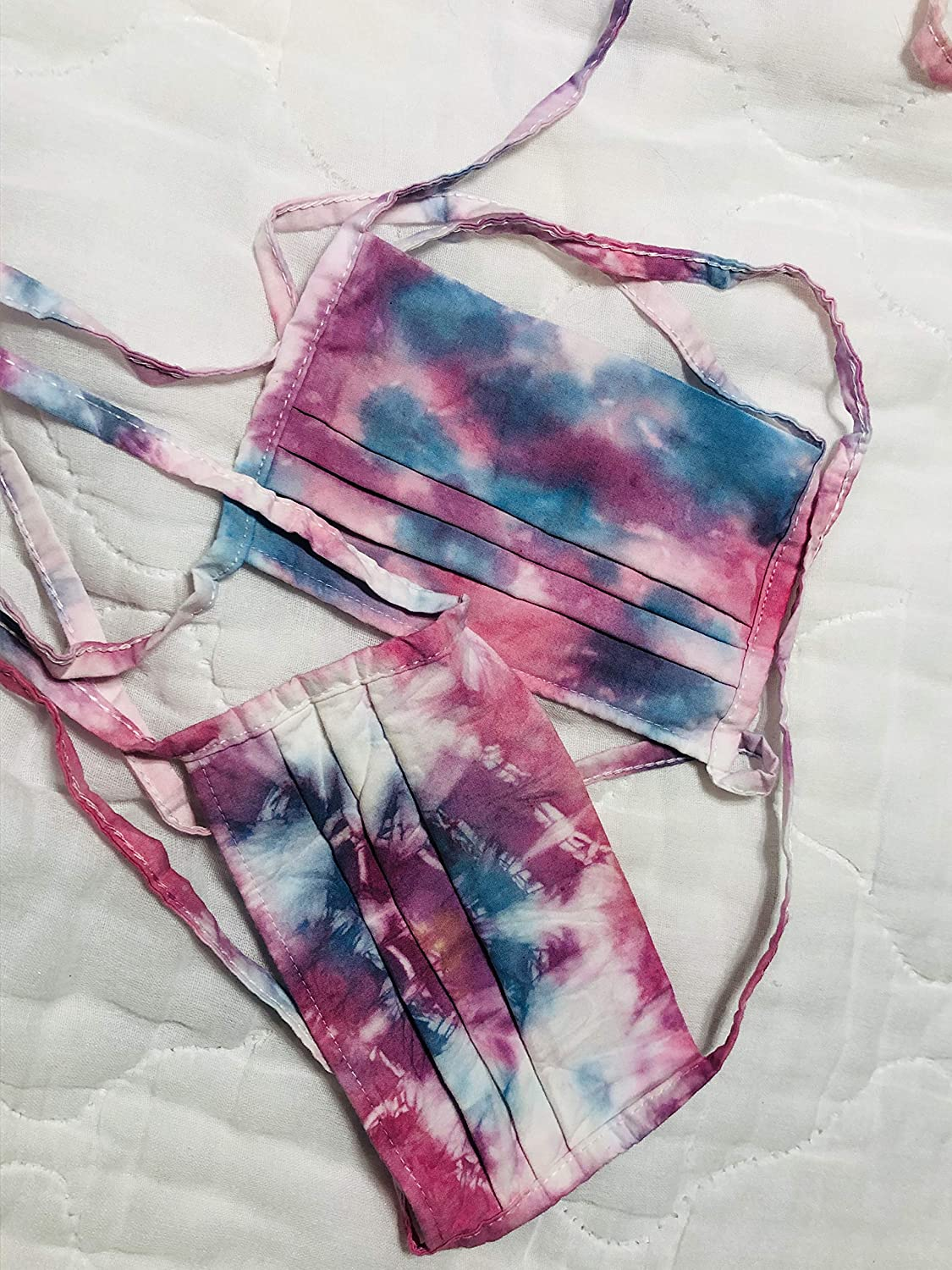 Hand Dyed sold out Face Selling Cover Set of 2
