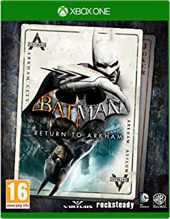 Warner Bros. Interactive Entertainment Batman: Return to Arkham