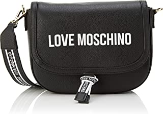 Love Moschino Womens Shoulder Bag, Black - JC4056PP1ALJ1