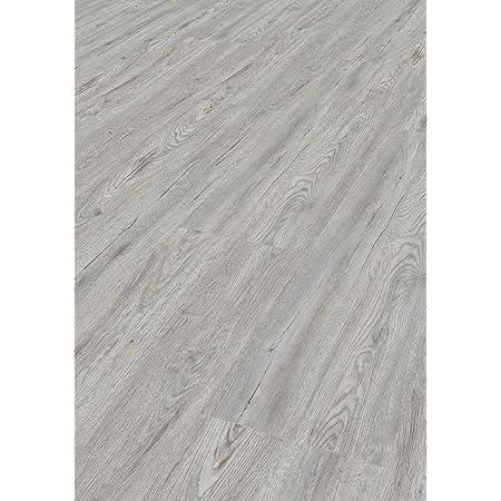 Tepcor Klick Vinylboden Premium Vinylbodenbelag mit Klicksystem Pflegeleichte und wasserfeste Vinyl Bodenbel/äge in vielen verschiedenen Farben Gioco