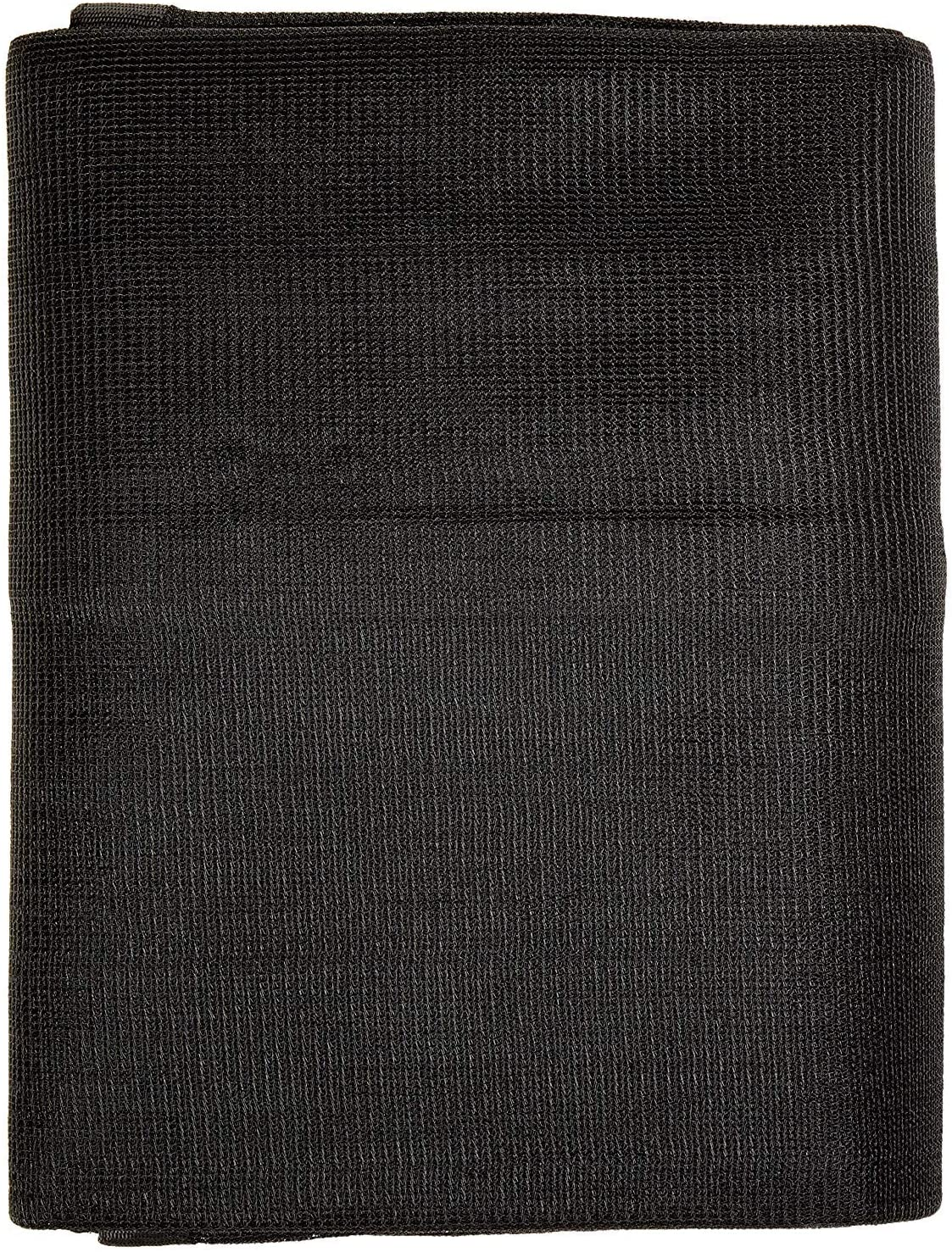 Windscreensupplyco Heavy Duty Black Knitted Gromm with Mesh Tarp Luxury goods Challenge the lowest price