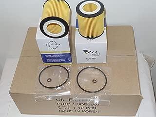 SOE5607/L15607 Engine Oil Filter Fits: BMW 128 135 323 325 328 330 335 428 435 525 528 530 535 640 740 ACTIVEHYBRID 3 5 7 M235 M3 M4 X1 X3 X5 X6 Z4