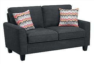 Amazon.com: Serta - Sofas & Couches / Living Room Furniture ...