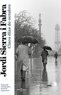Cinco días de octubre (Inspector Mascarell 3) (Spanish Edition)