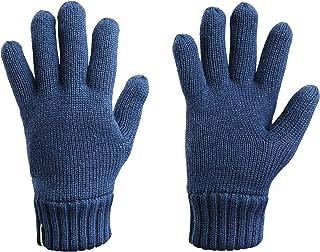 Kathmandu Fyfe Men's Women's Wool Blend Fleece Lined Warm Winter Gloves