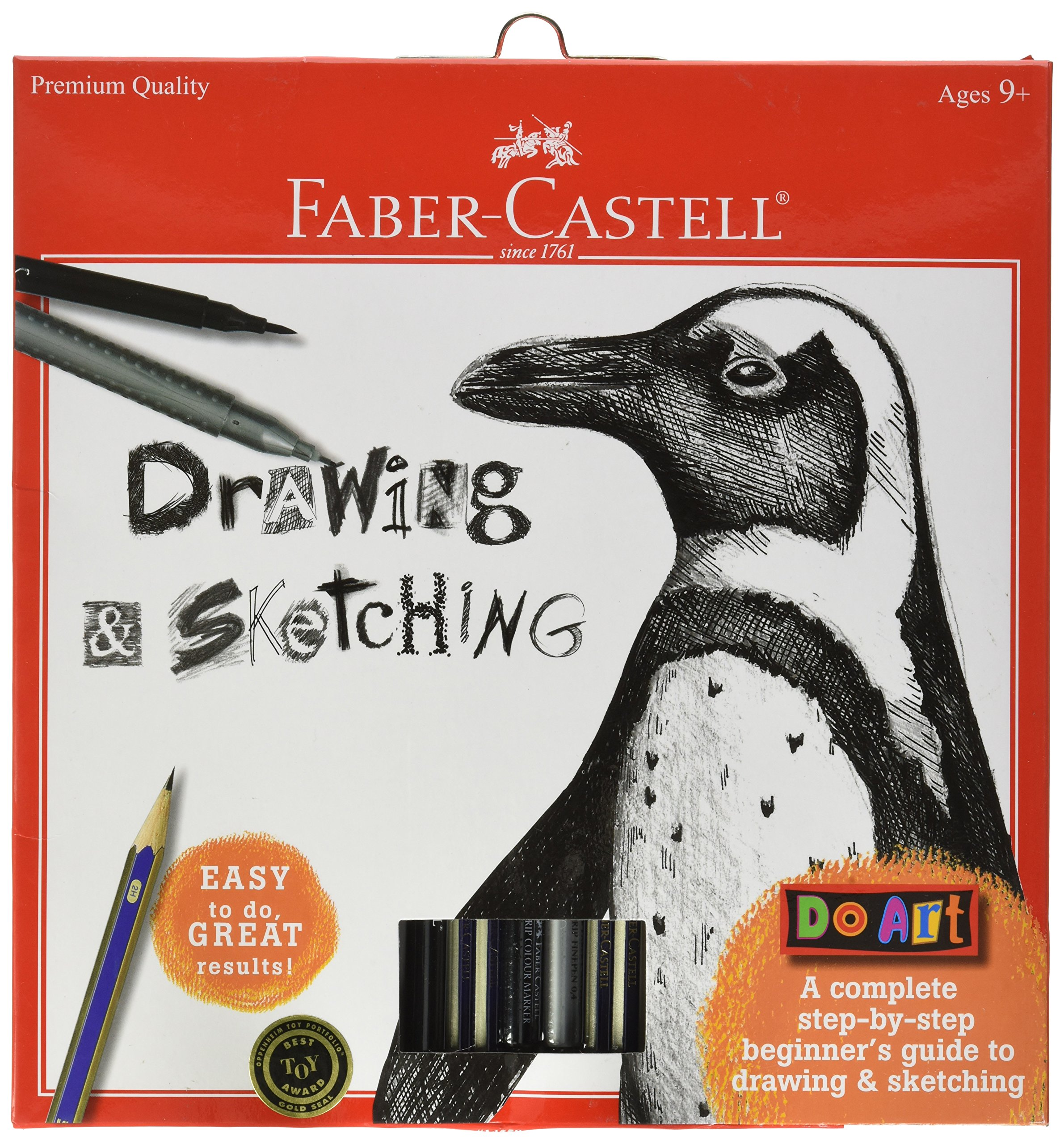 Faber Castell Drawing Sketching Premium Crafts