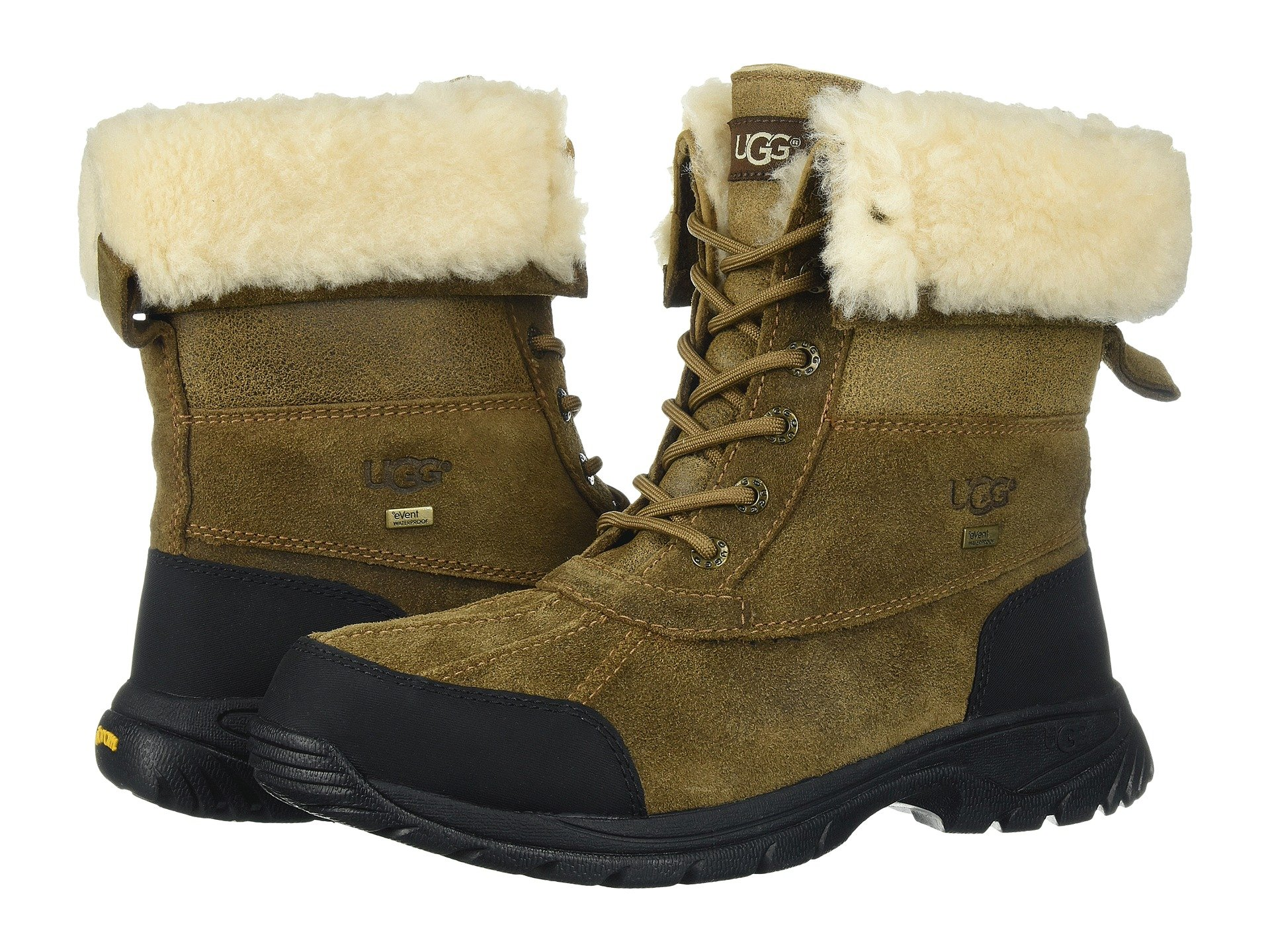 Ugg boots men shipped free at zappos view more like this ugg butte bomber nvjuhfo Images
