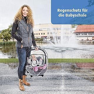 Reer RainCover Regenschutz für Babyschale