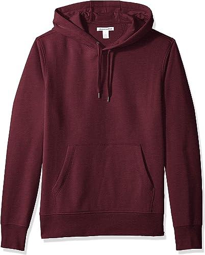 Amazon Essentials Men's Standard Hooded Fleece Sweatshirt