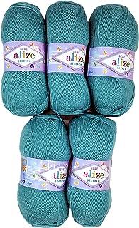 Amazon.es: lanas para tejer bebe - Envío gratis