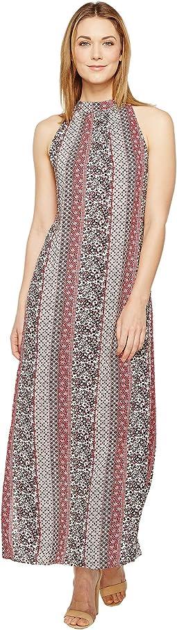 Brigitte Bailey - Arron Printed Maxi Dress