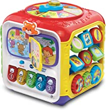 VTech Sort and Discover Activity Cube (Frustration Free Packaging)