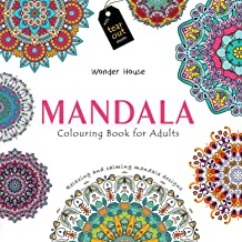 Mandala: Colouring Books for Adults with Tear Out Sheets (Adult Colouring Book)