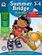 Summer Bridge Activities(r), Grades 3 - 4: Canadian Edition