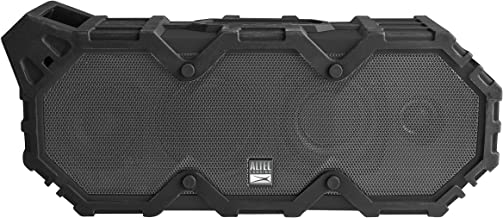 Altec Lansing IMW789-BLG LifeJacket XL Wireless Waterproof Floatable Bluetooth Speaker, Black & Gray
