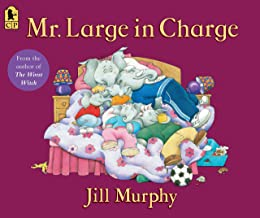 Mr. Large in Charge (Large Family)