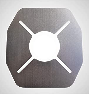 Space fire ST-310 SOTO シングルバーナー 遮熱板 日本製