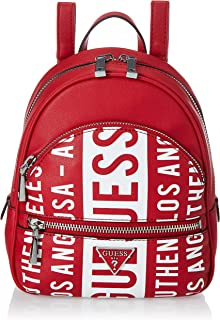 Guess Zaino Donna Red Hwgy6994320
