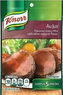 Knorr Gravy Mix Gravy Mix, Au Jus 0.6 oz (Pack of 24)