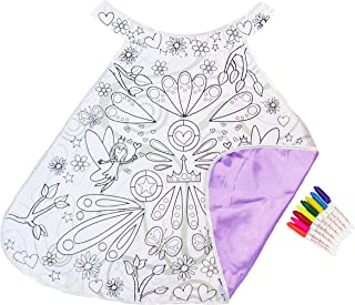 Great Pretenders Color-A- Cape Fairy Dress-Up Play