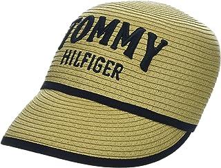 ae2237f07fcb0 Tommy Hilfiger Straw Cap Casquette De Baseball, Beige (Natural 901), Unique  (