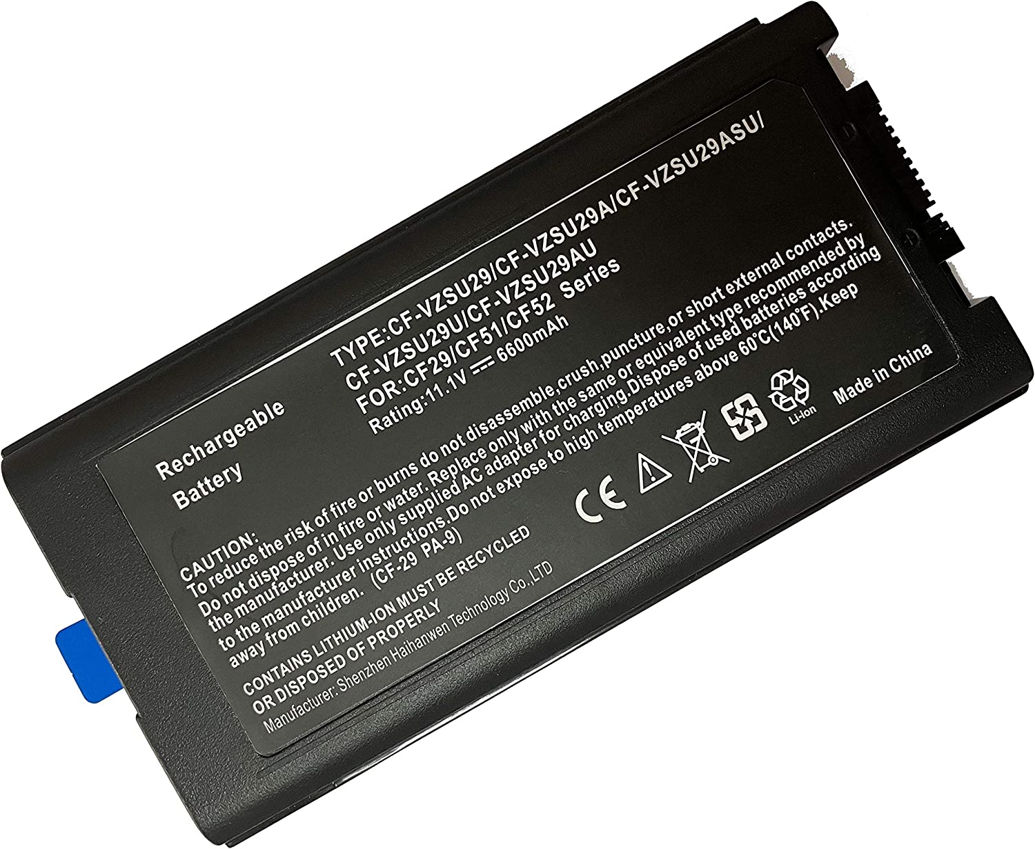 Powerforlaptop Cheap super special price Laptop Notebook Replacement CF-VZSU29 Com Battery Recommendation