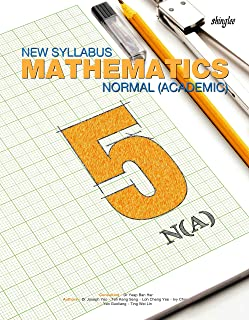 New Syllabus Mathematics Textbook 5 (Normal Academic)