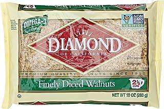 Diamond Diced Walnuts, 10 oz