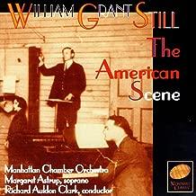 William Grant Still: The American Scene