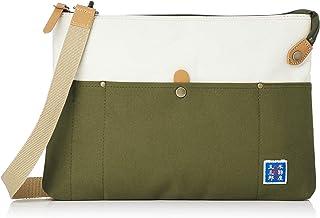 [キワダ] サコッシュ M 木綿屋五三郎 帆布コンビ 鞄の聖地兵庫県豊岡市製